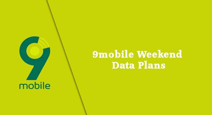9mobile Images - 9mobile weekend data plans
