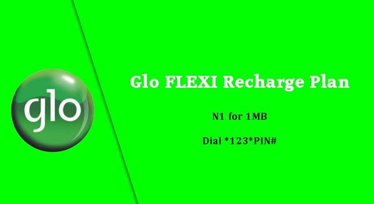 Globacom images - Glo flexi recharge plan with ussd