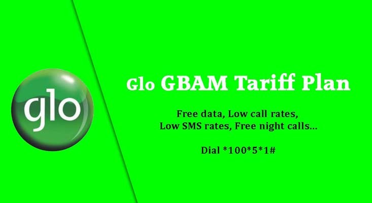 Globacom images - Glo gbam tariff plan for free night calls
