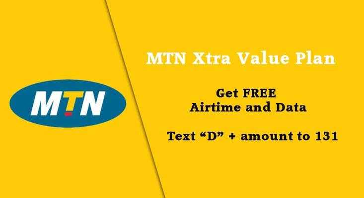 MTN images - MTN Xtra Value for free data and credit